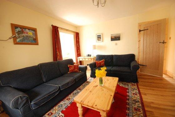 Honeysuckle living room