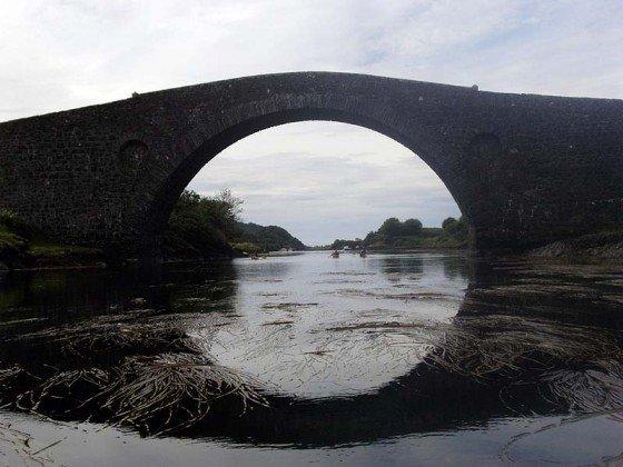 bridge over atlantic